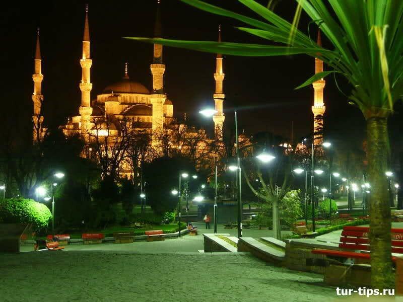 Туры в стамбул на 4 дня